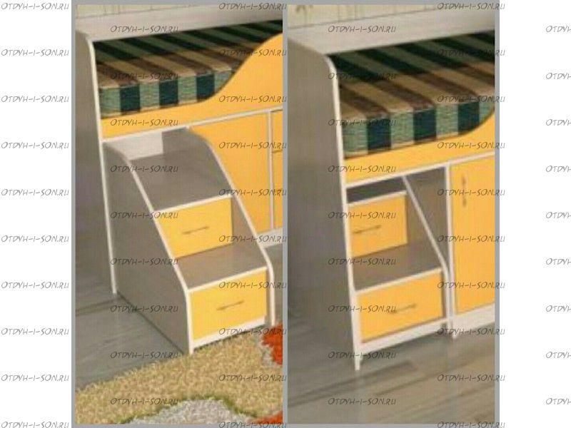Лестница-комод выкатная (40х84х61)
