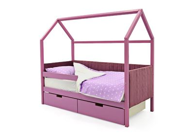 Кровать-домик мягкий Бельмарко Svogen
