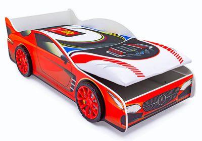Детская кровать-машина Бельмарко Мерседес с ПМ
