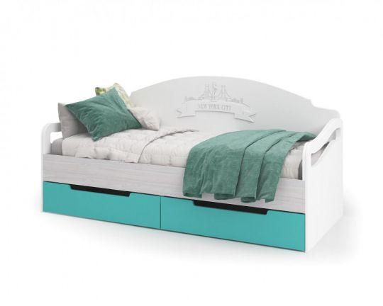 Кровать Миа КР 051 с ящиками