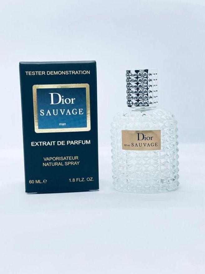VIP TESTER Christian Dior Sauvage 60ML