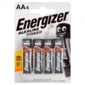 батарейка Energizer  LR6 Power 4/96