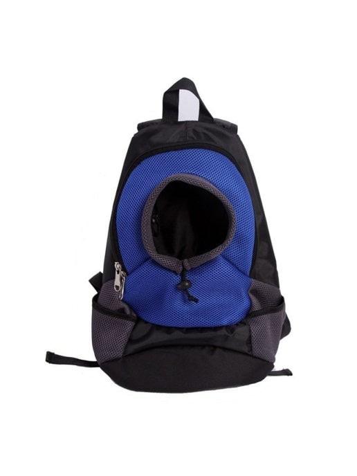 Рюкзак переноска для животных - отличный аксессуар для транспортировки кошек и собак небольших пород, а также стильный атрибут.