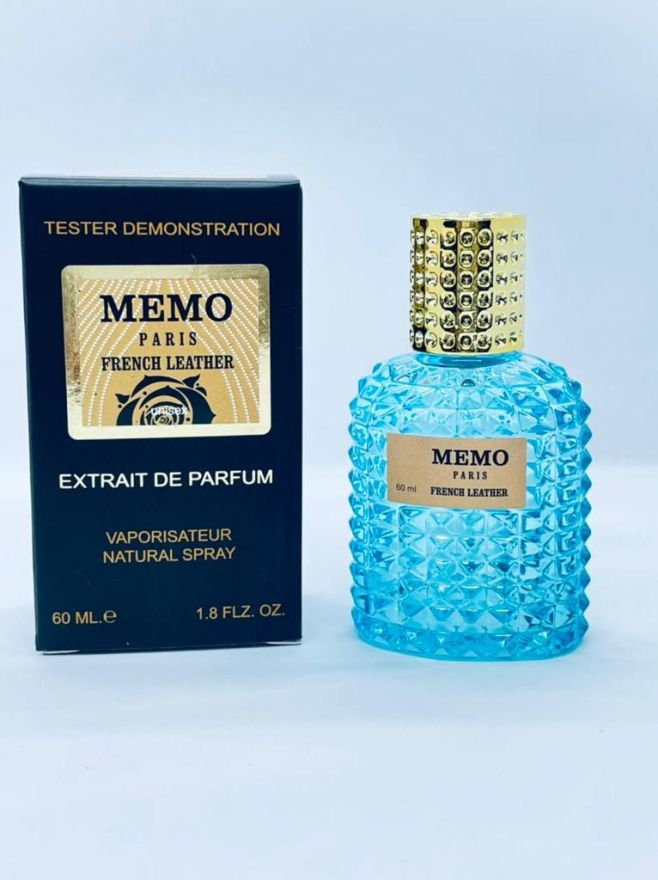 VIP TESTER  Memo French Leather 60 ML