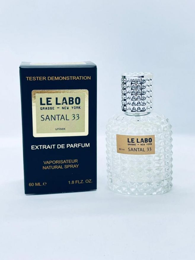 VIP TESTER Le Labo Santal 33 60ML