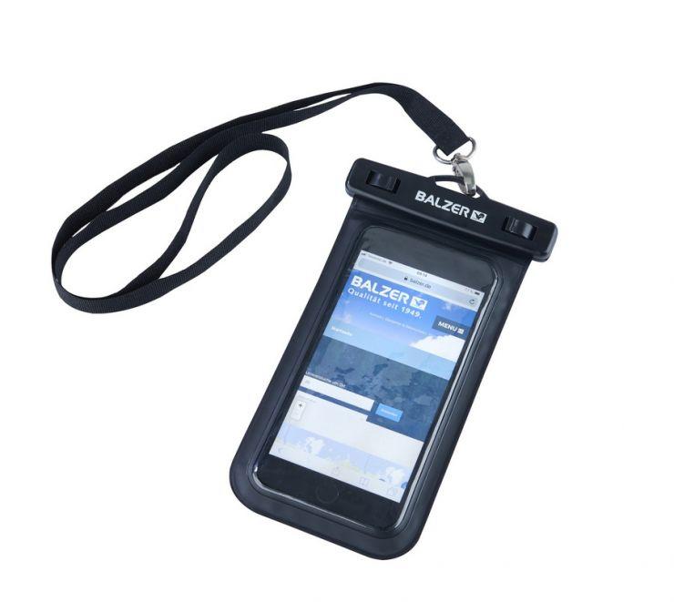 Чехол водозащитный BALZER SHIRASU Bag для телефона гаджета 21х10 см 11936 020