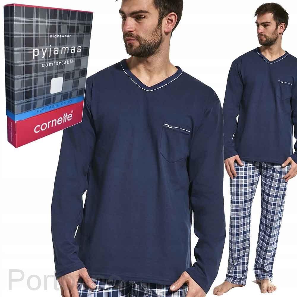122-168 Пижама мужская Cornette