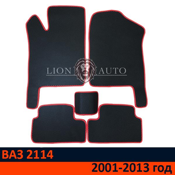EVA коврики на ВАЗ 2114 (2001-2013г)