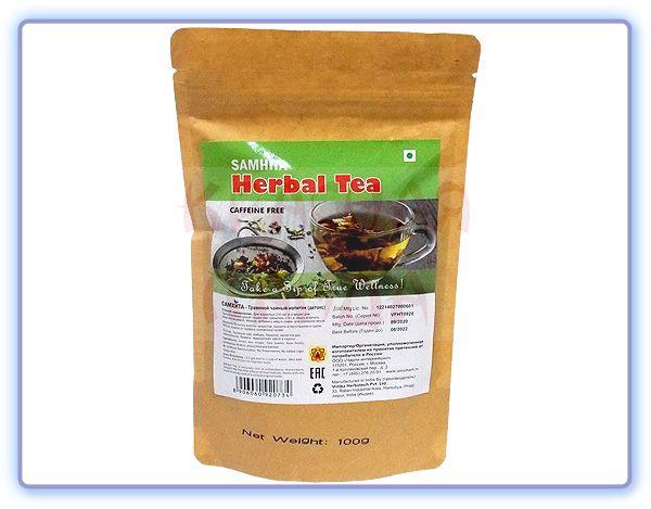 Самхита Травяной чайный напиток (детокс) Herbal Tea
