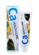 MKH Отбеливающая зубная паста с кальцием для профилактики кариеса, 110 г