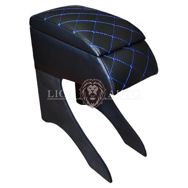 Подлокотник на ЛАДА КАЛИНА 2 (синяя строчка)