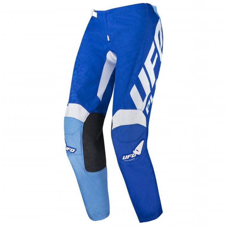 UFO Indium Pants Blue штаны для мотокросса и эндуро, синие