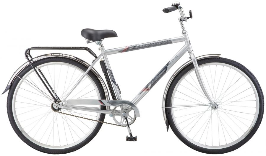 """Городской велосипед Десна Вояж Gent 28"""" Z010 20"""" Серый (LU084621 LU084717)"""