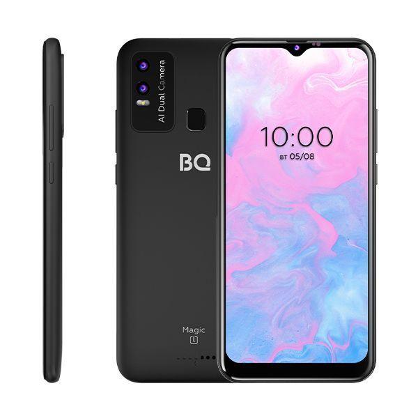 Смартфон BQ 6630L Magic L NFC Чёрный