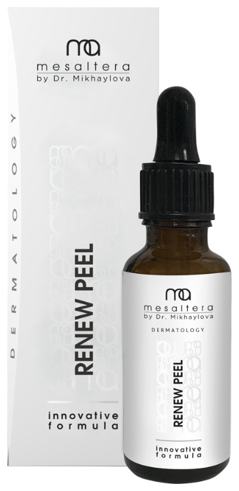 RENEW PEEL peвитaлизиpyющий пилинг MESALTERA by Dr. Mikhaylova (Мезалтера) 30 мл