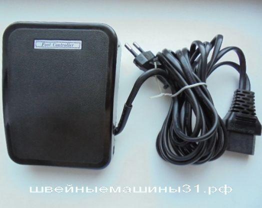 Педаль YDK MODEL YC-450. 220/250 V, 50Hz, 0.6A, 120W       цена 2500 руб.
