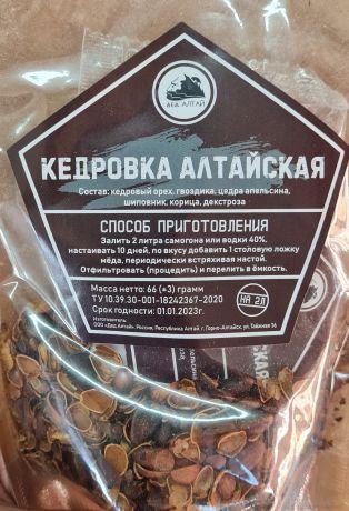 """Набор трав и специй """"Кедровка алтайская"""""""