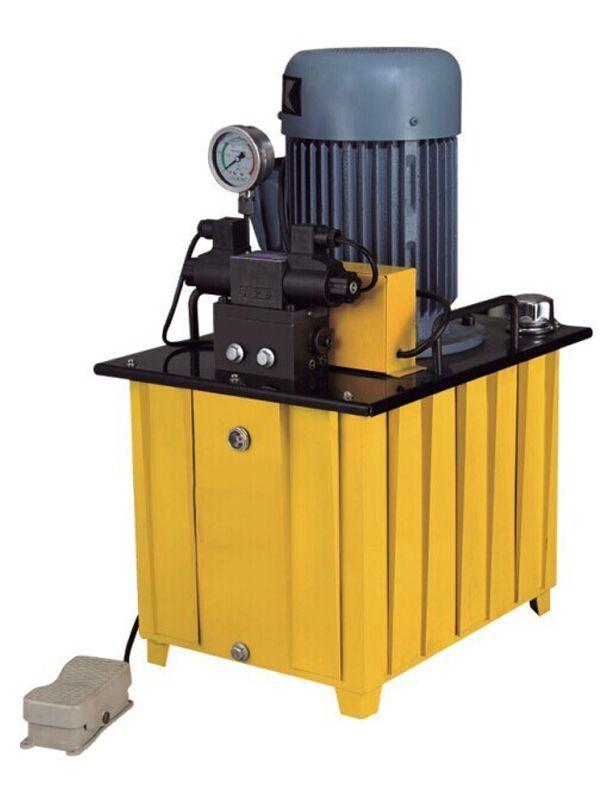 Насос электрогидравлический TOR HHB-630B-III  (380V/3PH/3KW)