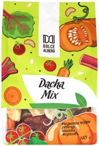 Смесь овощная сладкая DOLCE ALBERO Dacha mix, 140г