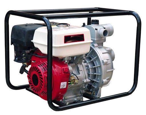 Мотопомпа бензиновая для грязн. воды TOR  WP-30S, 60 м3/ч