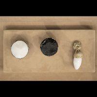 Мебельная ручка PullCast Tiffany marble CM3004 витрина