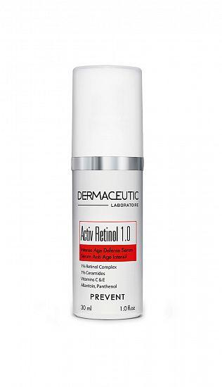 Сыворотка для зрелой кожи Activ Retinol 1,0 Dermaceutic (Дермасьютик) 30 мл