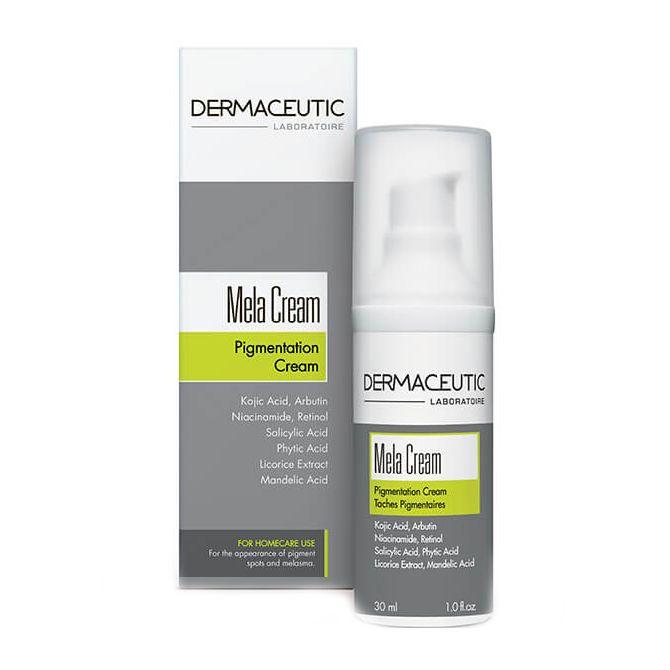 Осветляющий крем MELA CREAM Dermaceutic (Дермасьютик) 30 мл