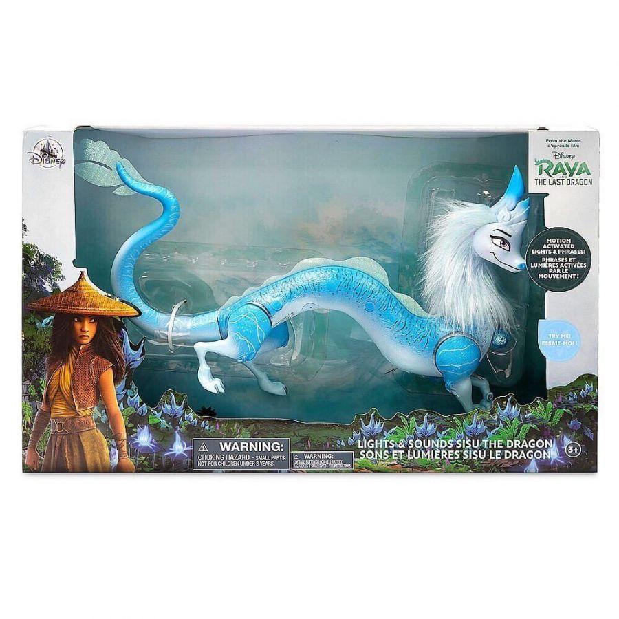 Интерактивный дракон Сису (Sisu) - Райя и последний дракон, Disney