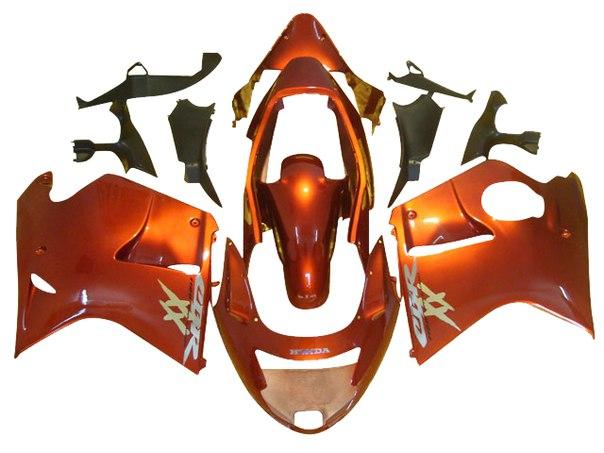 HONDA CBR1100XX 1996-2007 Комплект пластика