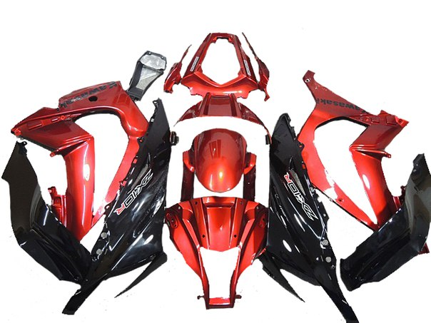 KAWASAKI ZX-10R 2011-2015 Комплект пластика