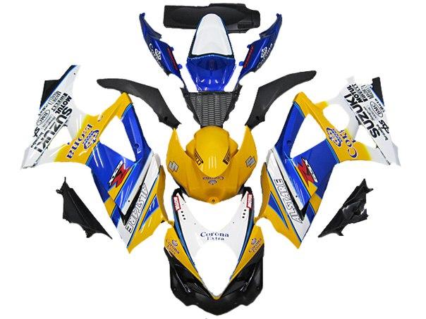SUZUKI GSX-R 1000 2007-2008 Комплект пластика