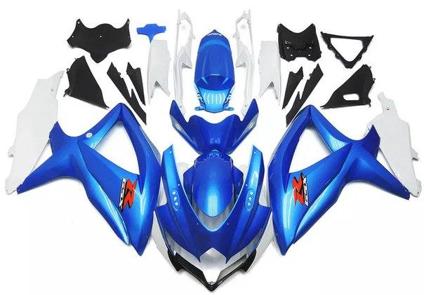 SUZUKI GSX-R 600/750 2008-2010 Комплект пластика