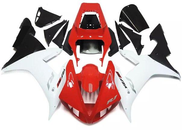 YAMAHA YZF-R1 2002-2003 Комплект пластика