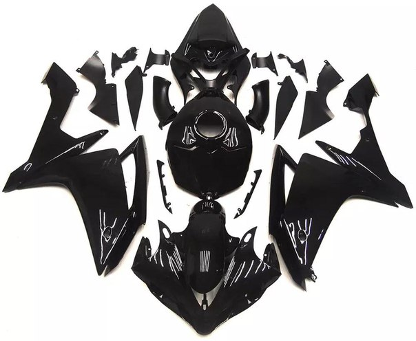 YAMAHA YZF-R1 2007-2008 Комплект пластика