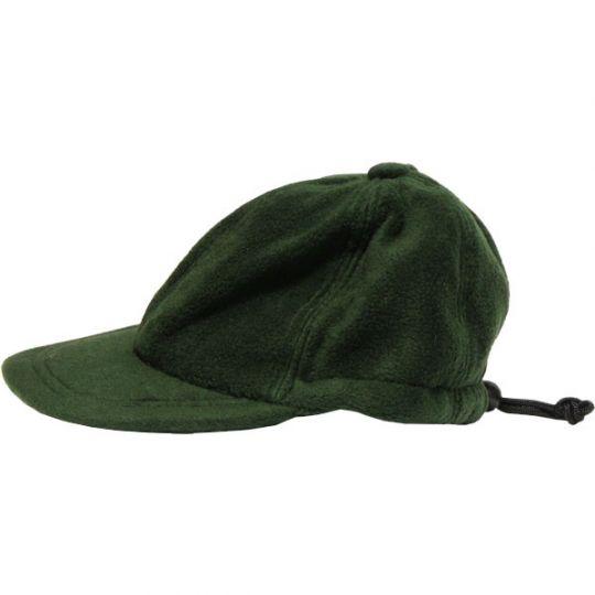 Кепка BADGER теплая флисовая зеленая