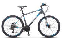"""Велосипед Stels Navigator 590 D K010 18"""" Синий/салатовый (LU089784 LU094326)"""