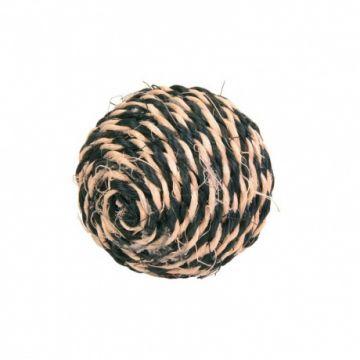 Мяч веревочный