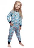 """Пижама для мальчика и девочки """"яркий сон"""" оптом   5 шт"""