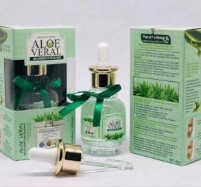 Сыворотка для лица Wokali Aloe Vera 40мл