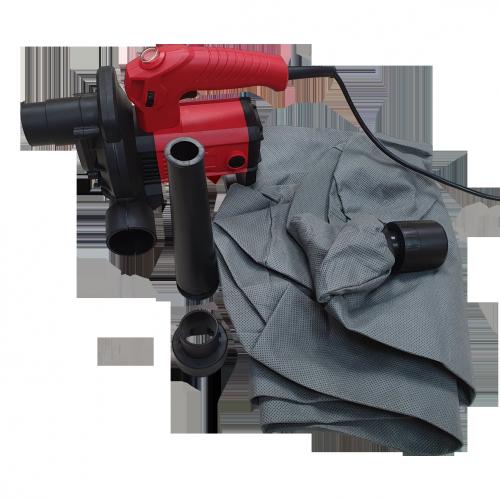 Компактный пылесос VG750 предназначен для всасывания или сдувания пыли