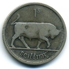 Ирландия 1 шиллинг 1928