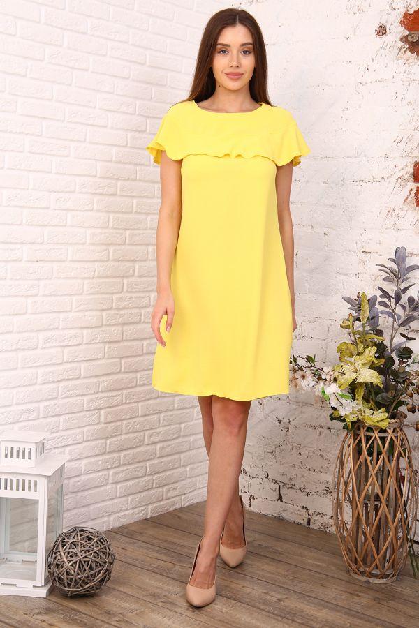 Платье 39504 [желтый]