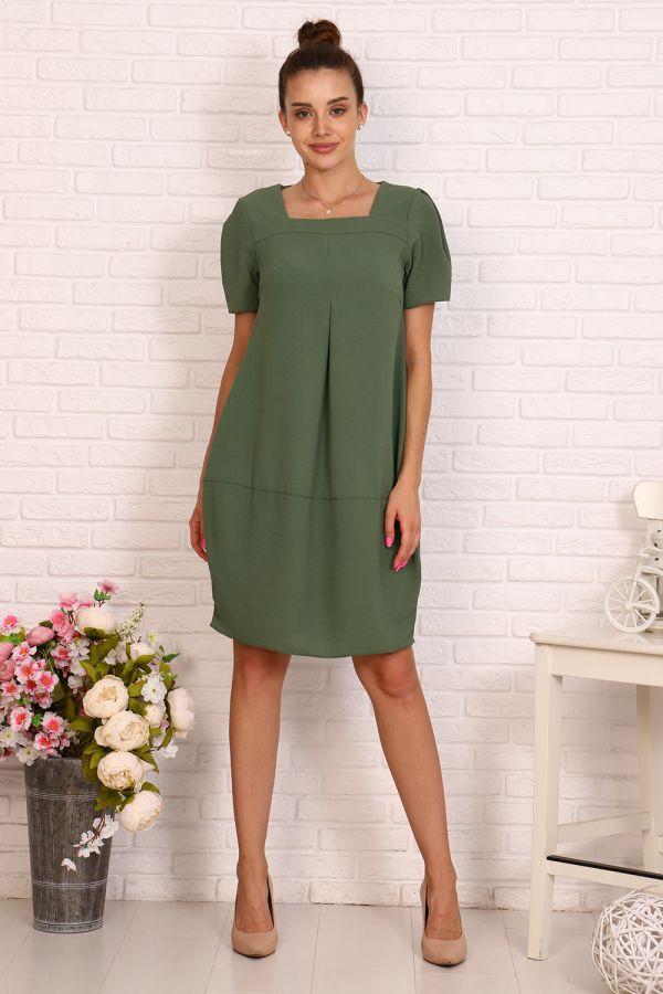 Платье 39502 [зеленый]