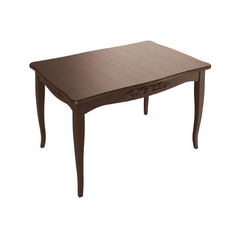 Стол «Бристоль» тип 1 (Орех темный)