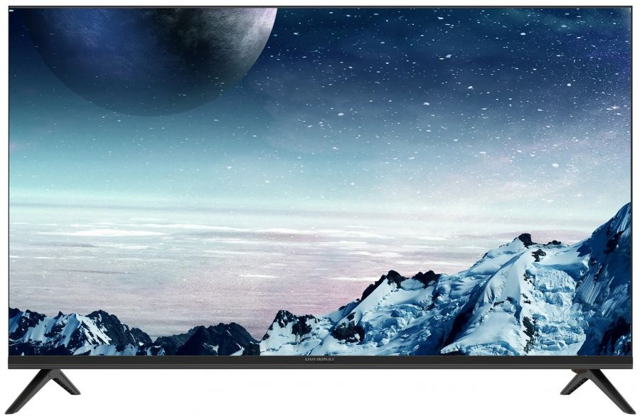 """Телевизор Hyundai H-LED50FU7004 50"""" Чёрный"""