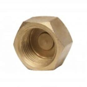 Заглушка G3/4 УН-000-076 (к ВК, КВБ, латунь), REDIUS