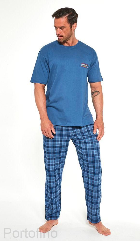 134-180 Пижама мужская Cornette