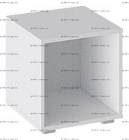 Стеллаж модульный Литл Тип 1 ( Белый)