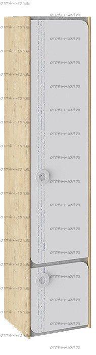 Шкаф для белья Мегаполис ТД-315.07.21 Бунратти/ Белый с рисунком
