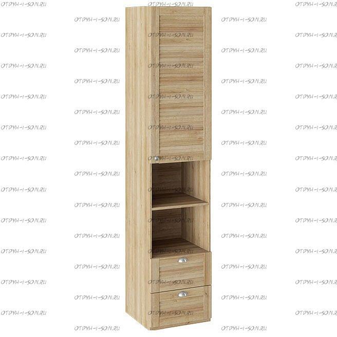 Шкаф комбинированный Ривьера ТД 241.07.20 Дуб Ривьера